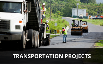 Transportation Projects Link Image