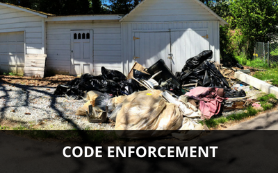 Code Enforcement Link Image