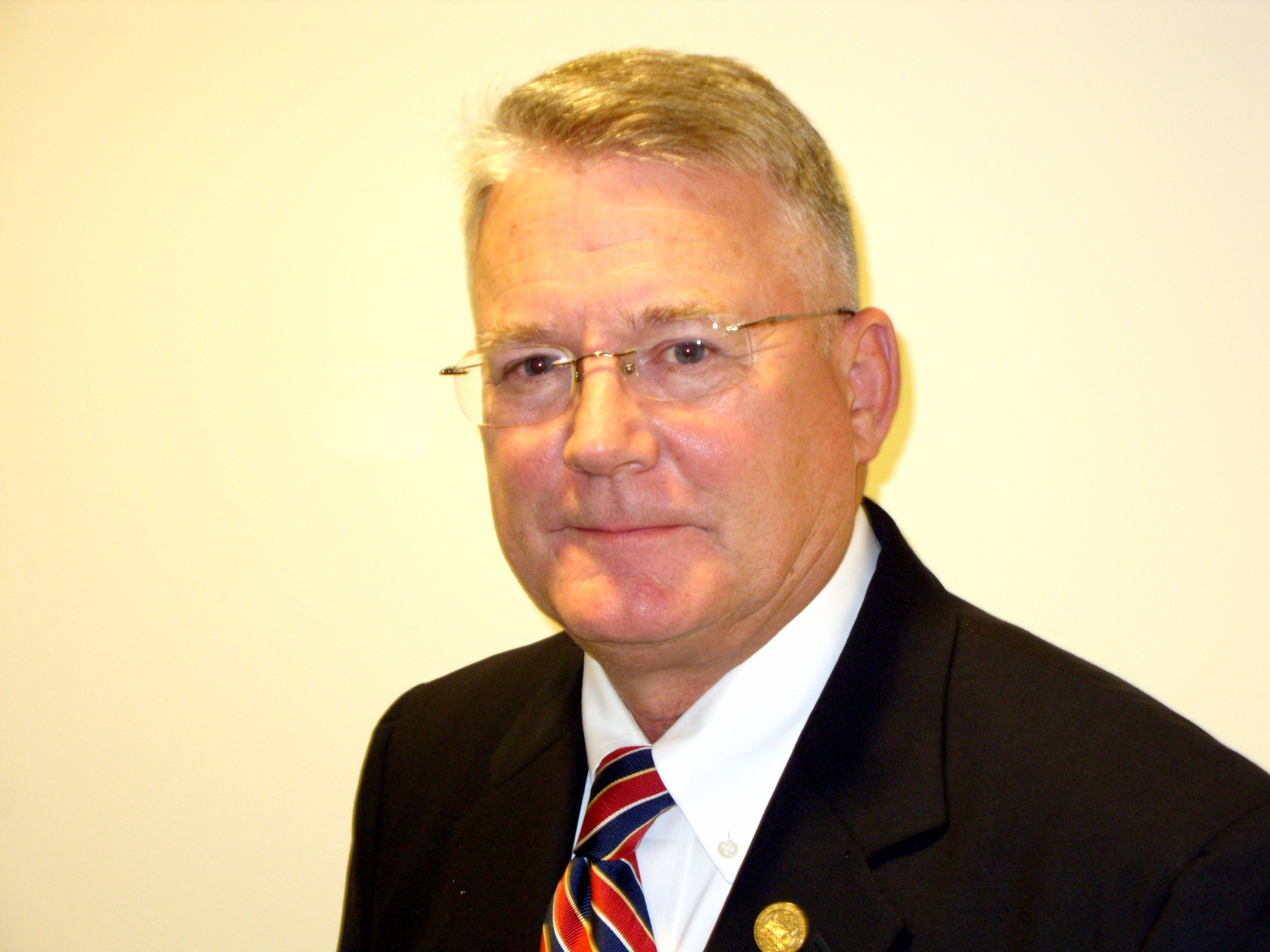 Staff photo of Mayor Pro Tem Mac Morrow